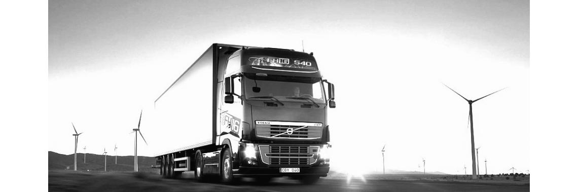 Volvo φορτηγό